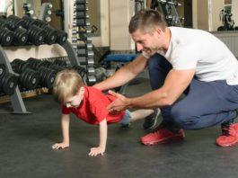 exercitii de forta la copii