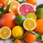 Citrice fructe diverse