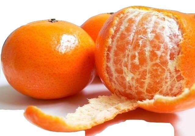 Kinnow fructe
