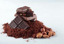 cacao boabe si macinata si ciocolata