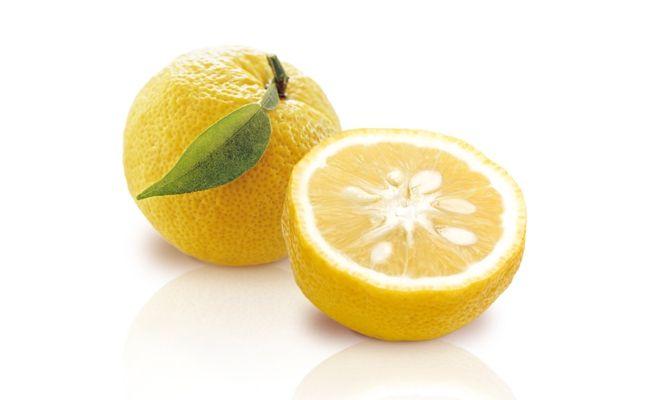 yuzu fructe