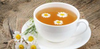 ceai de musetel in ceasca