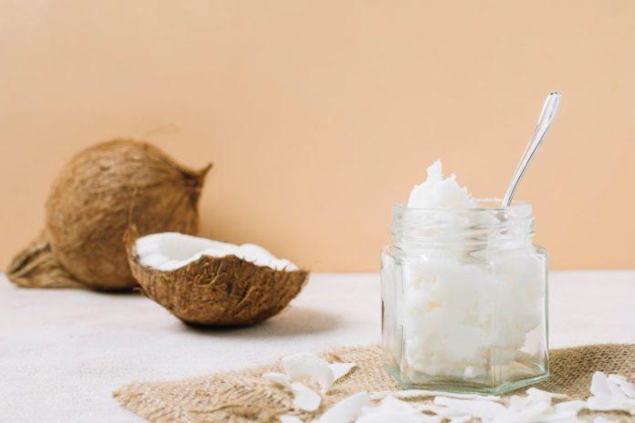 ulei de cocos in borcan