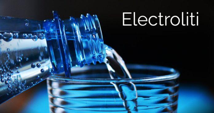 electroliti apa minerala