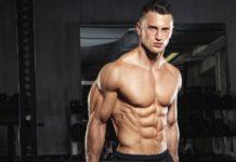 sistemul muscular barbat atletic