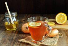 ceai de ceapă pentru tuse